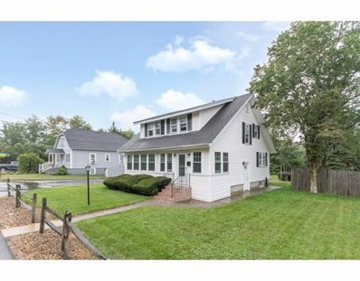 101 Harrington Ave, Shrewsbury, MA 01545 - MLS#: 72395026