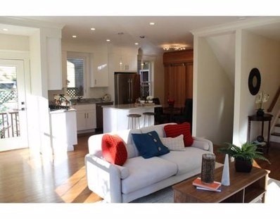 41 Reed Street UNIT 1, Cambridge, MA 02140 - MLS#: 72395207