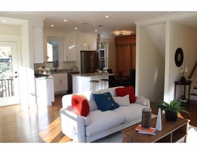 41 Reed Street UNIT 2, Cambridge, MA 02140 - MLS#: 72395210