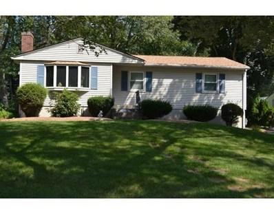 5 Old Colony Rd, Auburn, MA 01501 - MLS#: 72395213
