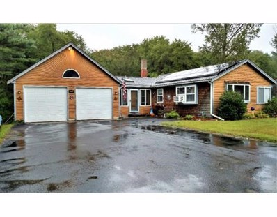 536 Main St, Hanson, MA 02341 - MLS#: 72395320