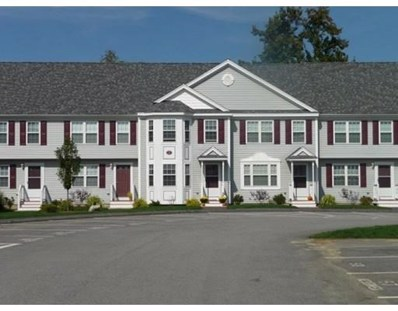11 Merrimac Way UNIT F, Tyngsborough, MA 01879 - MLS#: 72395365