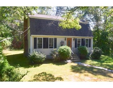 174 Gunners Exchange Rd, Plymouth, MA 02360 - MLS#: 72395368