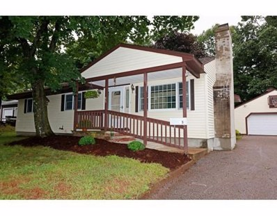 95 Baldwin Ave, Framingham, MA 01701 - MLS#: 72395535