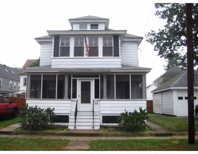 22 Ruth Street, Lowell, MA 01851 - MLS#: 72395651