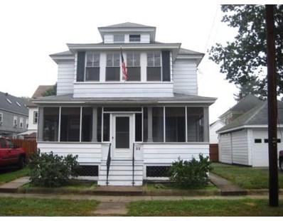 22 Ruth Street, Lowell, MA 01851 - MLS#: 72395651