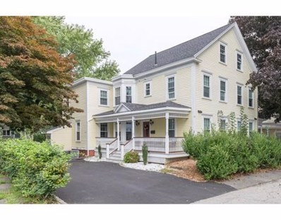 21 Winter St UNIT 21, Amesbury, MA 01913 - MLS#: 72395910