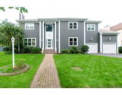 39 Sycamore Road, Newton, MA 02459 - MLS#: 72396035