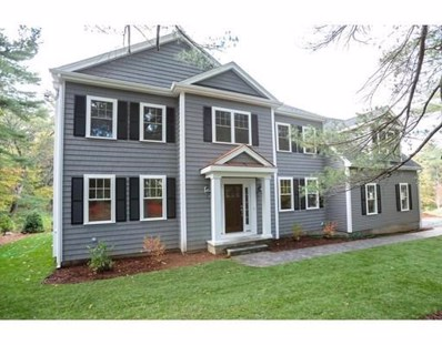 52 (Lot 5) Rice Road, Wayland, MA 01778 - #: 72396092