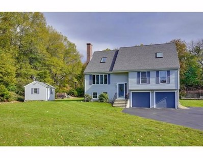 3 Carrie Circle, Shrewsbury, MA 01545 - MLS#: 72396121
