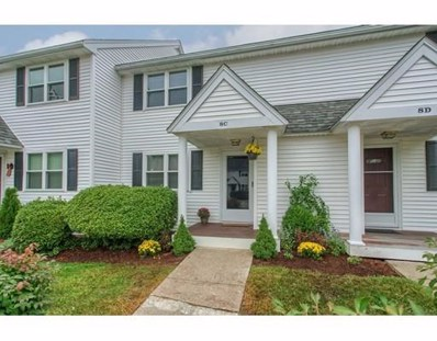 8 W Hill Drive UNIT C, Westminster, MA 01473 - MLS#: 72396172