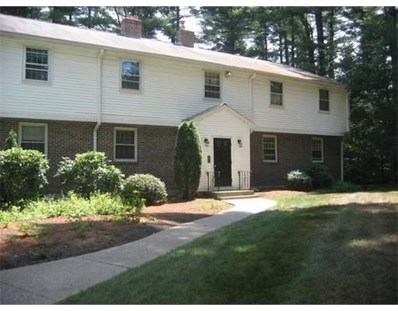 13 Meadowbrook Lane UNIT 4, Easton, MA 02375 - MLS#: 72396193