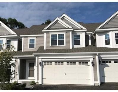 139 Bellwood Circle UNIT 2, Bellingham, MA 02019 - MLS#: 72396194
