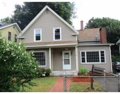 123 Pine St, Fitchburg, MA 01420 - MLS#: 72396202