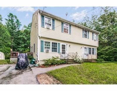 41 Swan Ave, Worcester, MA 01602 - MLS#: 72396335