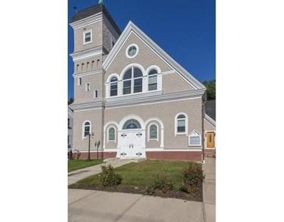 143 Burrill Street UNIT 302, Swampscott, MA 01907 - MLS#: 72396575