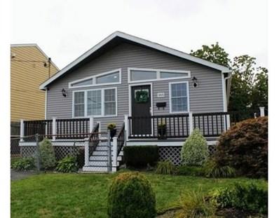 165 Boyden St, Fall River, MA 02721 - MLS#: 72396728