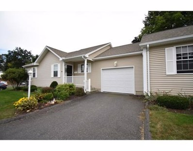 6 Laura Ave UNIT 1, Easthampton, MA 01027 - MLS#: 72396874