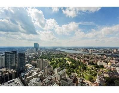 1 Franklin St UNIT 5401, Boston, MA 02110 - MLS#: 72396955