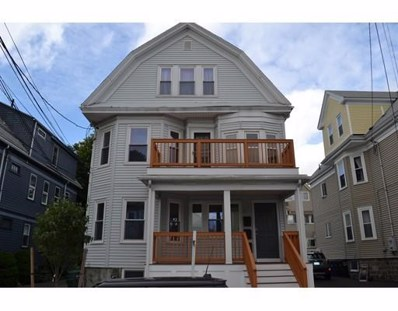 124 Pearson Rd UNIT 1, Somerville, MA 02144 - MLS#: 72396962