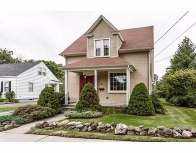 38 Lawnwood Ave, Longmeadow, MA 01106 - MLS#: 72396986