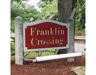 2005 Franklin Crossing Rd UNIT 20-5, Franklin, MA 02038 - MLS#: 72397057
