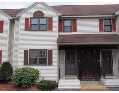 34 Lowell Rd UNIT 34, Pepperell, MA 01463 - MLS#: 72397283
