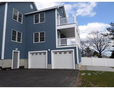 236 Prospect Ave UNIT 1, Revere, MA 02151 - MLS#: 72397372