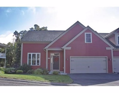 23 Rails End Rd UNIT 23, Southwick, MA 01077 - MLS#: 72397397