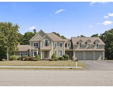 36 Arrowwood Drive, Scituate, MA 02066 - MLS#: 72397404