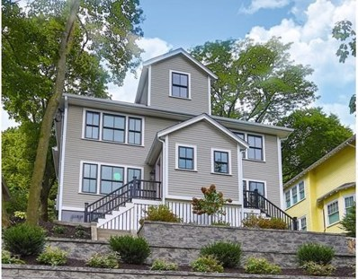 122 Winchester UNIT 1, Brookline, MA 02446 - MLS#: 72397429