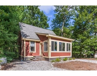 24 Whispering Pines Rd UNIT 24, Westford, MA 01886 - MLS#: 72397559