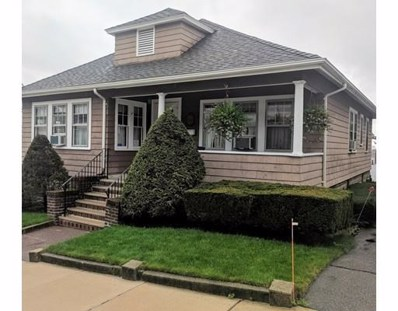 122 Suffolk Ave, Revere, MA 02151 - MLS#: 72397575