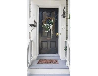 25 Warren St, Salem, MA 01970 - MLS#: 72397595