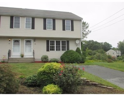 24 Connor Ct UNIT 24, Attleboro, MA 02703 - MLS#: 72397637