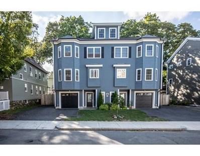 20 Rich Street UNIT 1, Waltham, MA 02451 - MLS#: 72397669