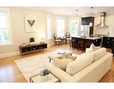 40 Evergreen Ave UNIT 1, Somerville, MA 02145 - MLS#: 72397721