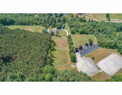 255 Old Ayer Road, Groton, MA 01450 - MLS#: 72397832