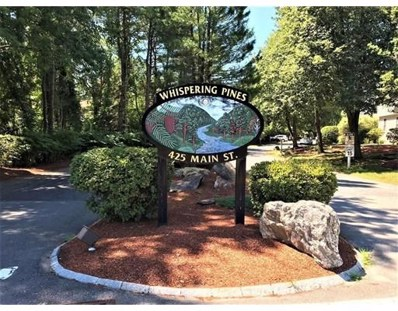 425 Main St UNIT 11D, Hudson, MA 01749 - MLS#: 72397865