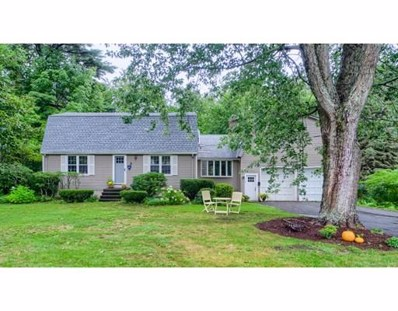 5 Forestdale Road, Paxton, MA 01612 - MLS#: 72398037