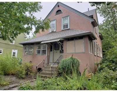 21 Englewood Ave, Worcester, MA 01603 - MLS#: 72398079