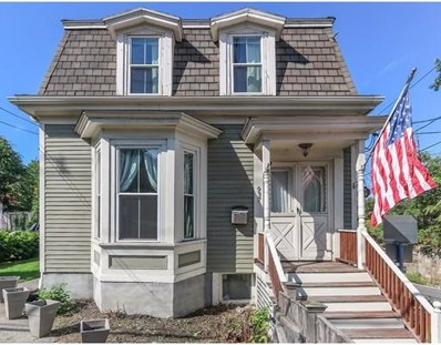 937 Chestnut St UNIT 1, Newton, MA 02464 - MLS#: 72398093