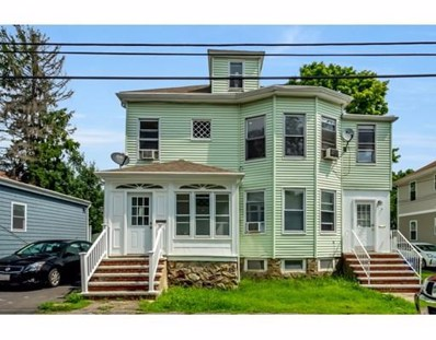 176 Ruskindale Rd UNIT 1, Boston, MA 02136 - MLS#: 72398197