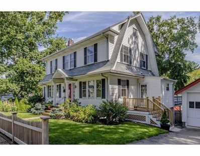 117 Governors Avenue, Medford, MA 02155 - MLS#: 72398281