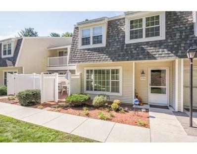 230 Edgebrook UNIT 230, Boylston, MA 01505 - MLS#: 72398289