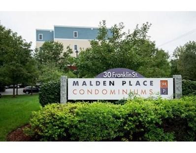 30 Franklin St UNIT 102, Malden, MA 02148 - MLS#: 72398326