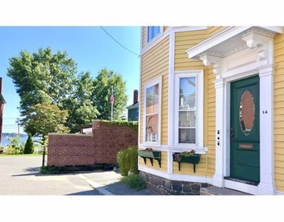 14 Curtis Street UNIT 2, Salem, MA 01970 - MLS#: 72398359
