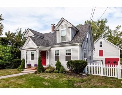 16 Church St, Cohasset, MA 02025 - MLS#: 72398370