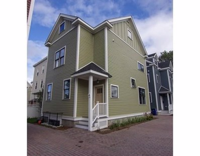 12 Warwick Street UNIT B, Somerville, MA 02145 - MLS#: 72398530
