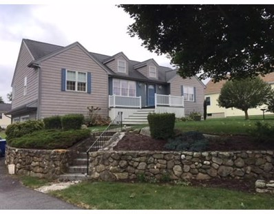 5 Deerfield Lane, Fairhaven, MA 02719 - MLS#: 72398560